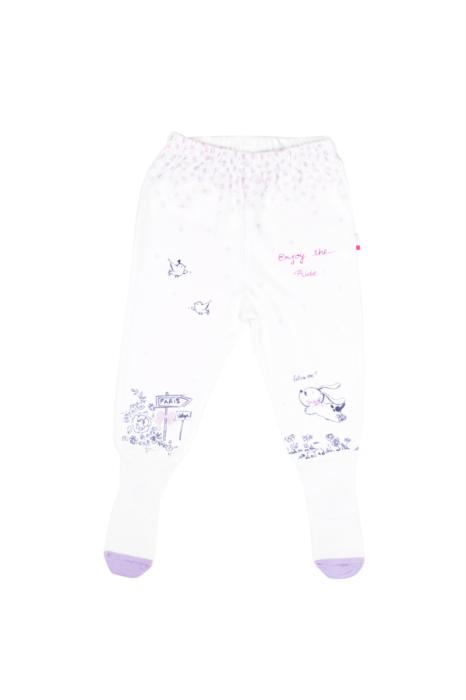 Półśpiochy biało fioletowe