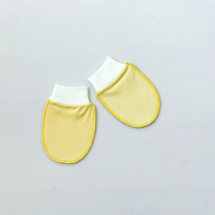 Łapki niedrapki - yellow