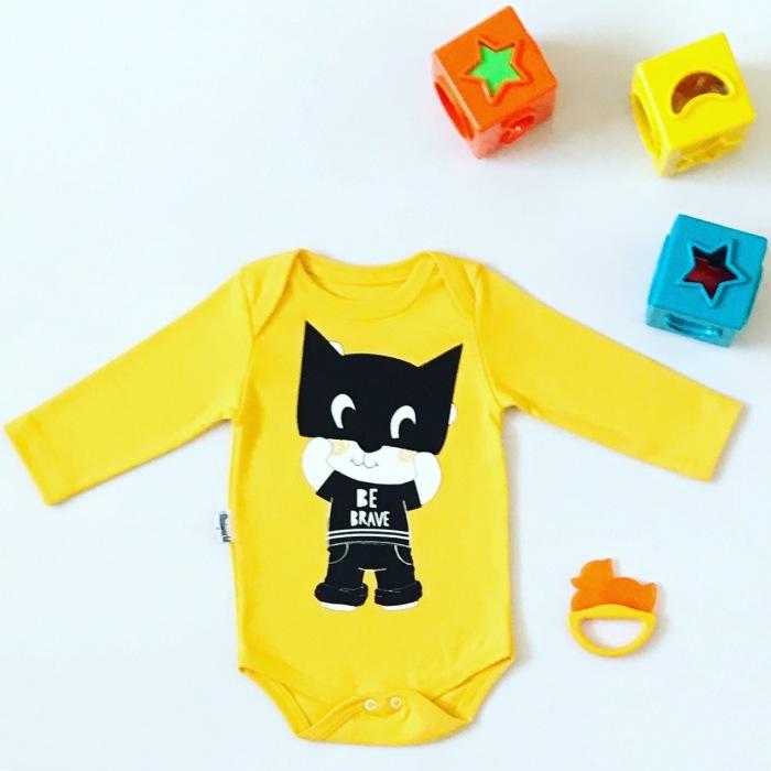 Body żółty batman
