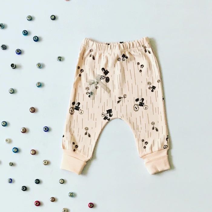 Spodnie cat dla dziewczynki 56-92 cm