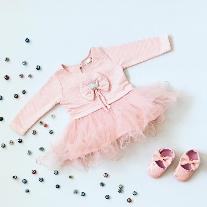 Sukienka princess dla dziewczynki 56-92 cm