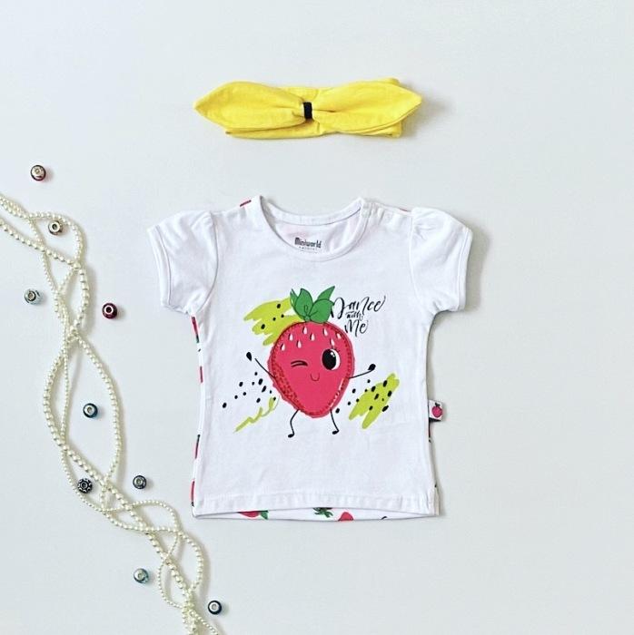 T-shirt truskawka