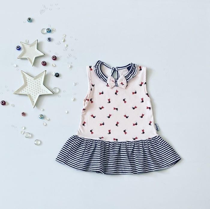 Sukienka stokrotka dla dziewczynki 56-92 cm