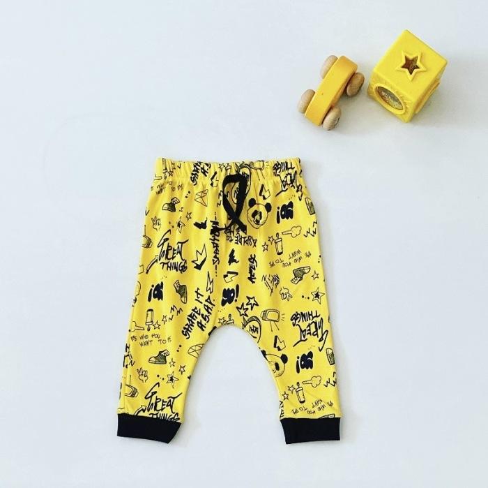Spodnie awesome dla chłopczyka 56-92 cm
