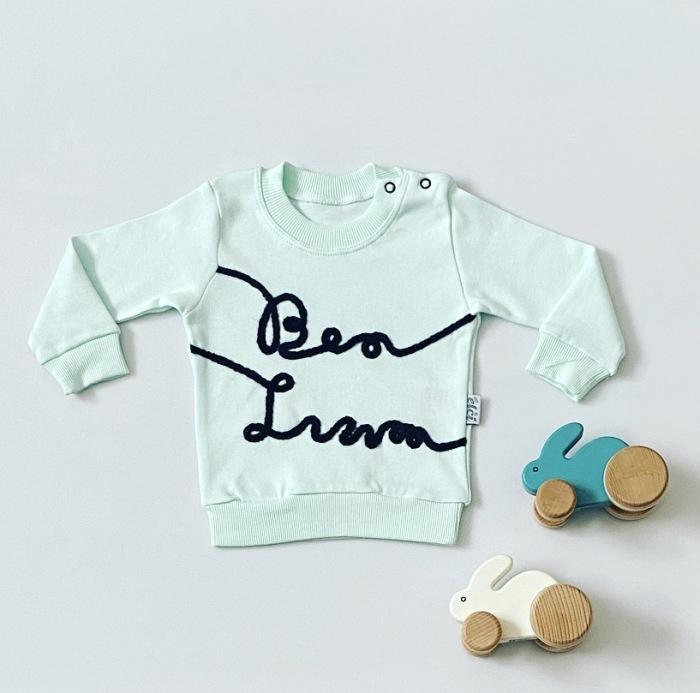 Bluza boo dla chłopczyka 56-92 cm