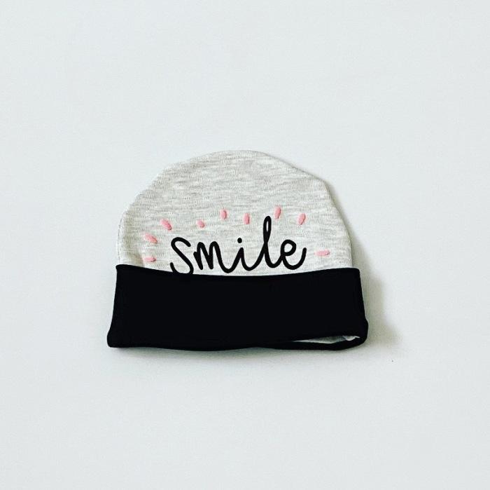 Czapeczka smile