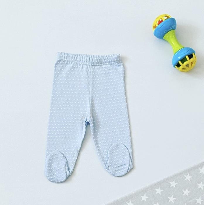 Półśpiochy light blue dla chłopczyka 56-92 cm