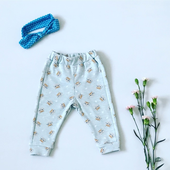 Spodnie lisek