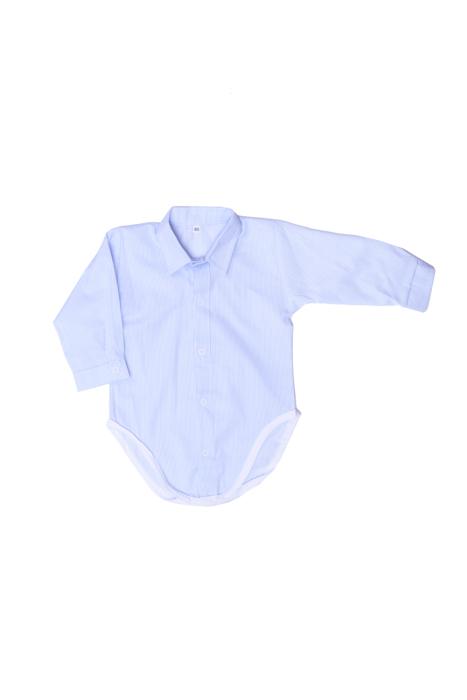 Błękitna koszula - body