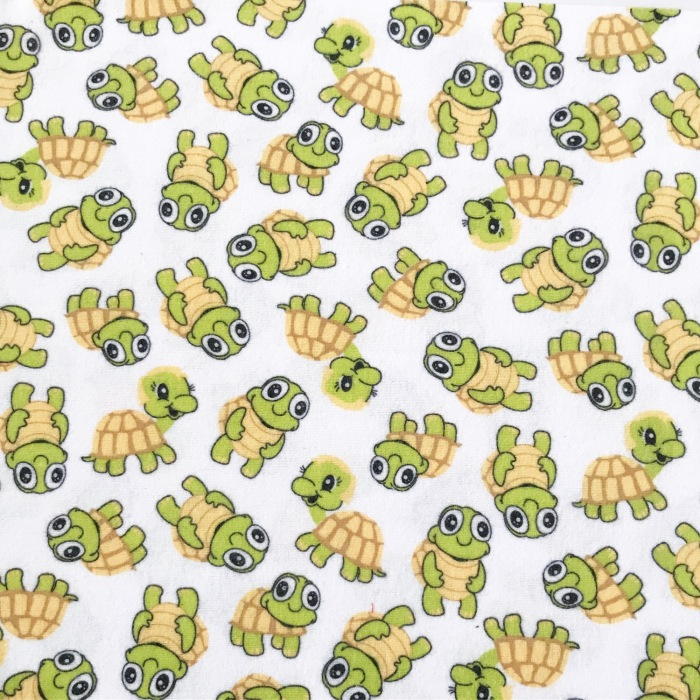 Pieluszka żółwik