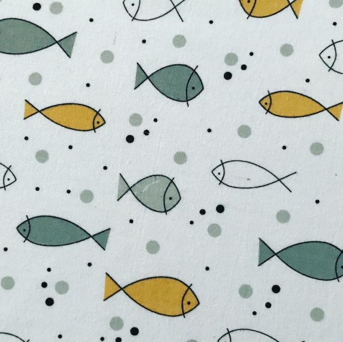Pieluszka - rybka