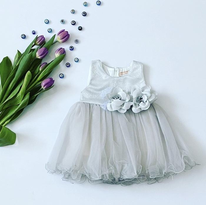Sukienka silver