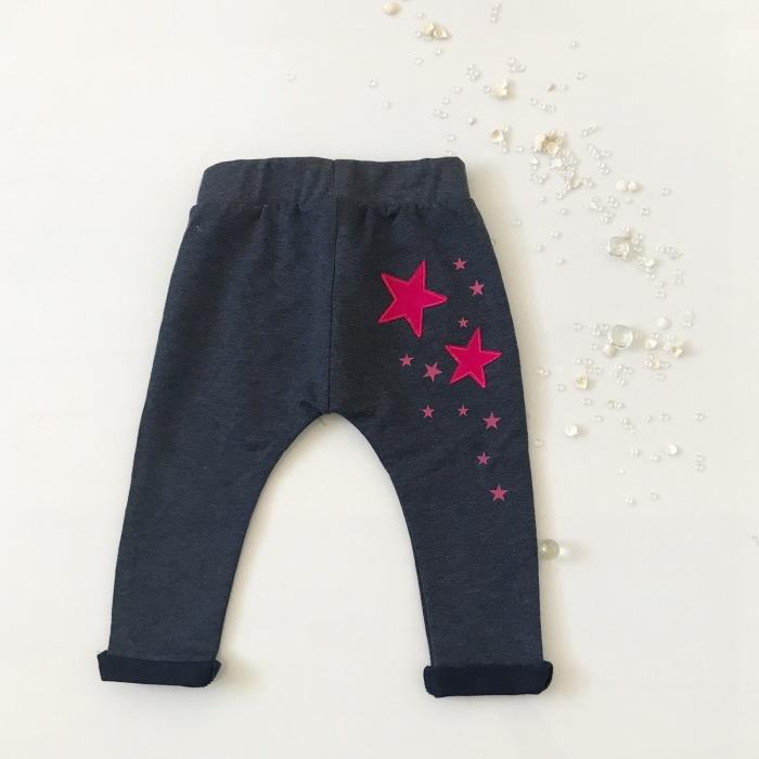 Spodnie gwiazdka
