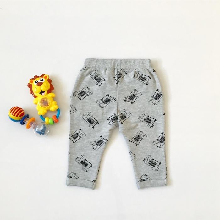 Spodnie krokodyl dla chłopczyka 56-92 cm