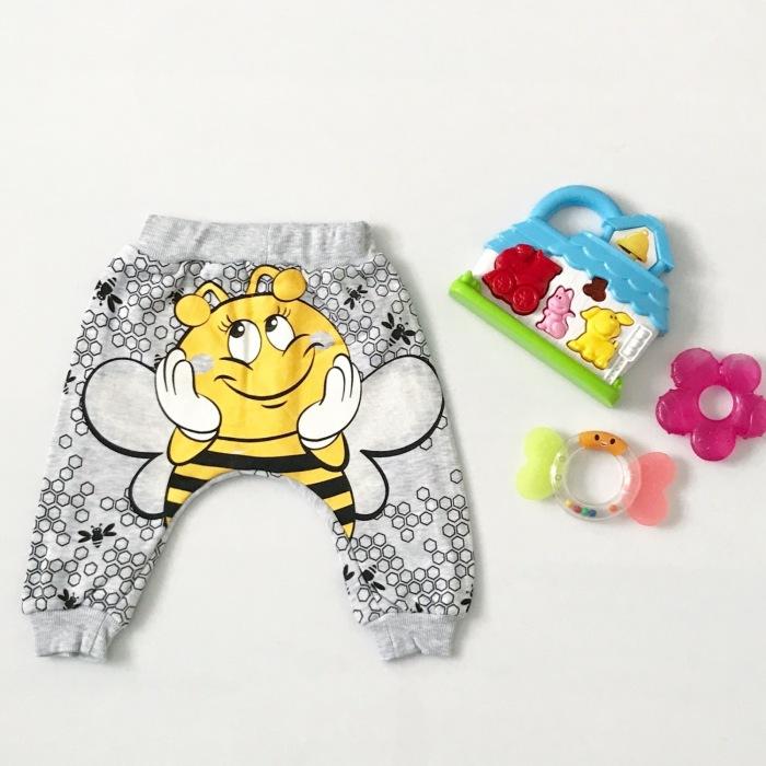 Spodnie pszczółka