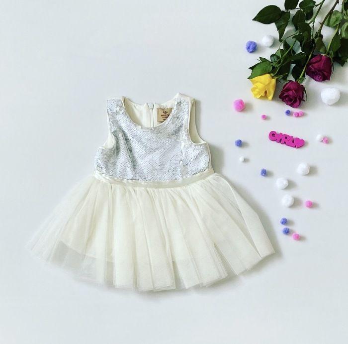 Sukienka Agi dla dziewczynki 56-92 cm