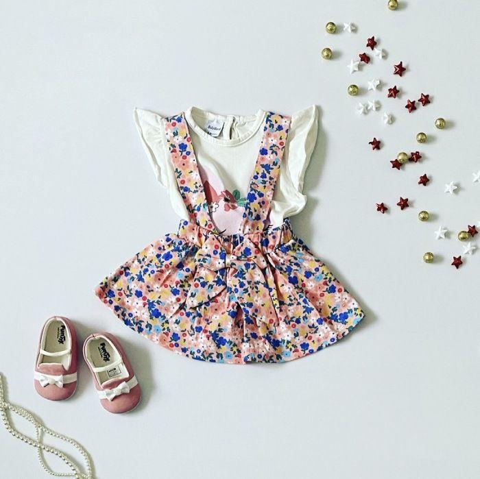 Sukienka cute girls dla dziewczynki 56-92 cm