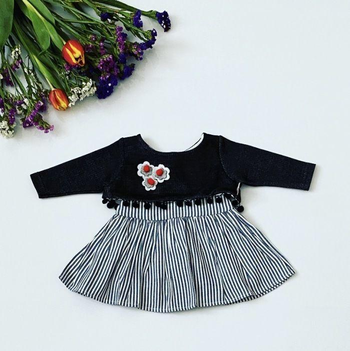 Sukienka hippil dla dziewczynki 56-92 cm