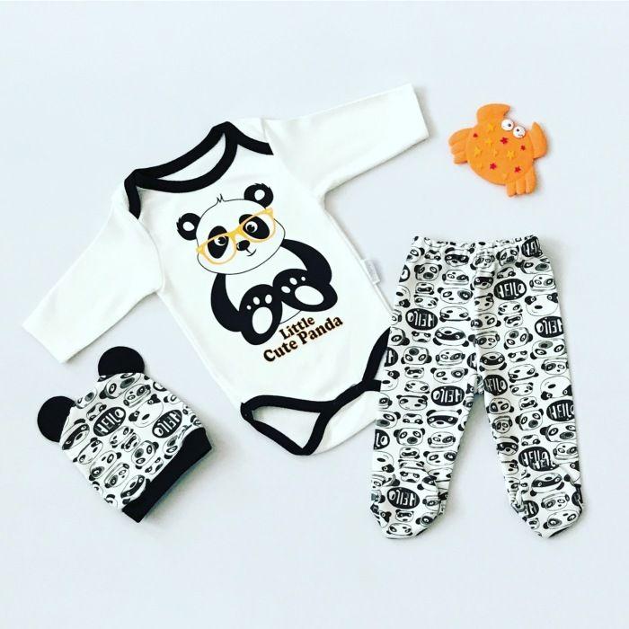 Komplet panda