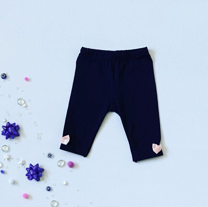 Leginsy moli pink dla dziewczynki 56-92 cm