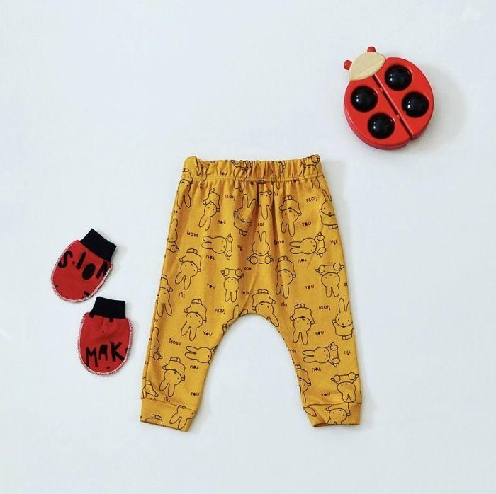Spodnie till dla chłopczyka 56-92 cm