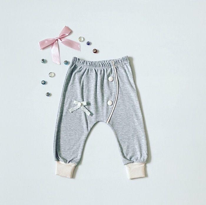 Spodnie kokarda dla dziewczynki 56-92 cm