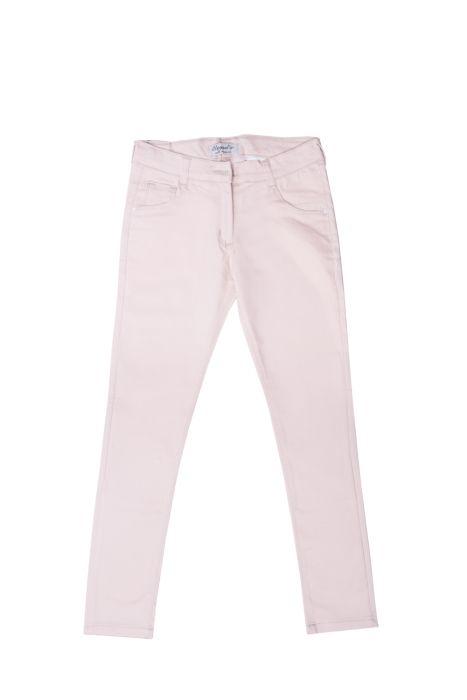 Kremowe spodnie dla dziewczynki 56-92 cm
