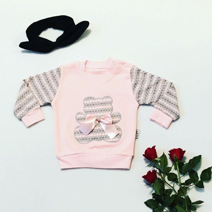 Bluza misio dla dziewczynki 56-92 cm