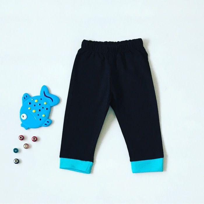 Spodnie little dla chłopczyka 56-92 cm