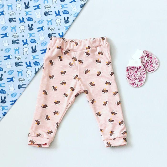 Spodnie princess dla dziewczynki 56-92 cm