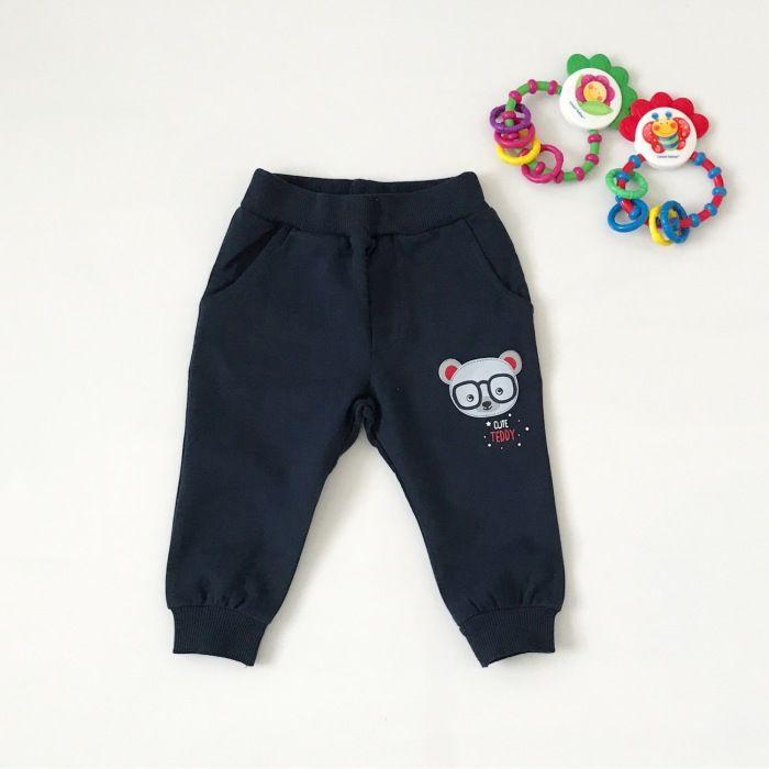 Spodnie teddy dla chłopczyka 56-92 cm