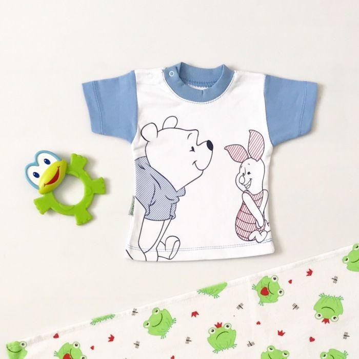 T-shirt prosiaczek dla dziewczynki 56-92 cm