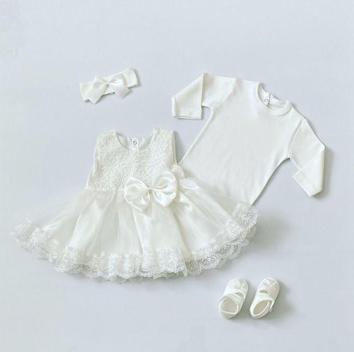 Pierwsza wyprawka niemowlęca white