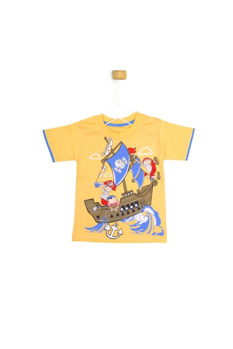 Koszulka z krótkim rękawem PIRACI